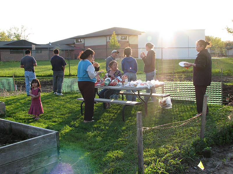 Truax Community Garden